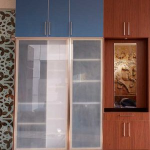 Small Sapce Saving Concepts in Cubboard Designs