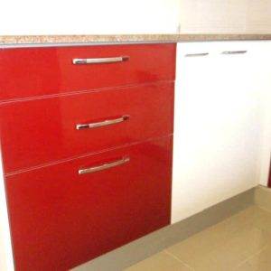 Drawer Kitchen Designs in Chennai