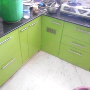 Light Green Kitchen Designs
