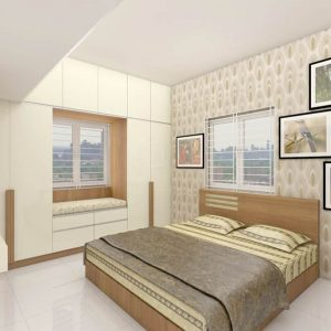 Modern Bed Room Design