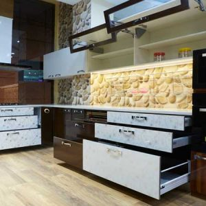 Interior Design Firms in Chennai - Modular Kitchen Design